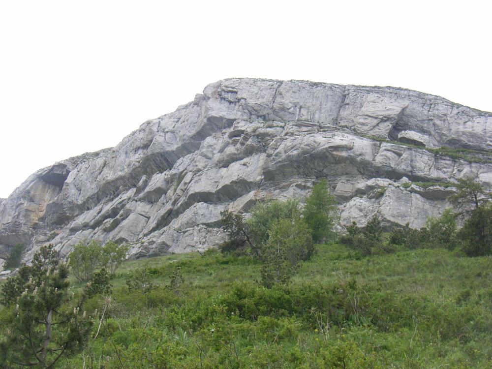 Sortie du 31 mai 2007 : les crêtes de la montagne de céüse